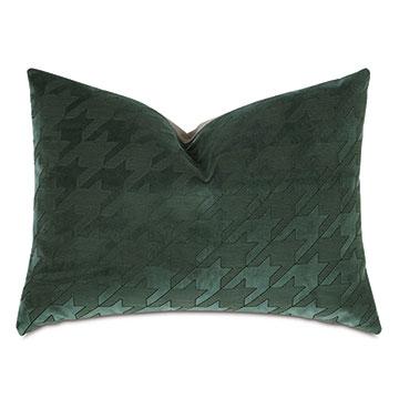 Steeplechaser Lasercut Decorative Pillow