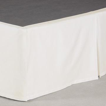 Fresco Classic Ivory Pleated Skirt Panels