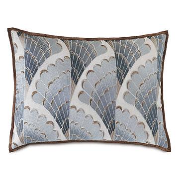 Indochine Art Deco Standard Sham