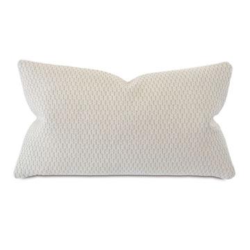 Wellfleet Textured Decorative Pillow