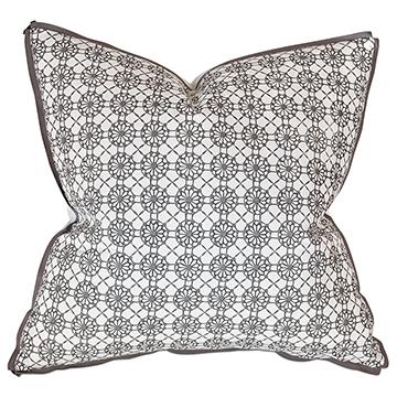 Sconset Lemon Decorative Pillow