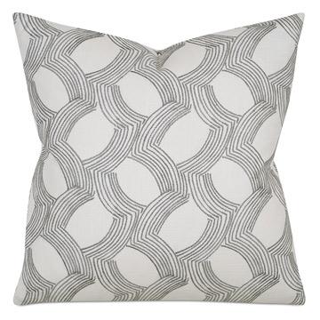 Veer Decorative Pillow