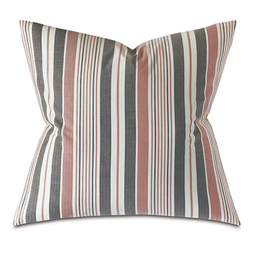 Chilmark Striped Decorative Pillow