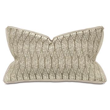 Hawley Butterfly Pleat Decorative Pillow