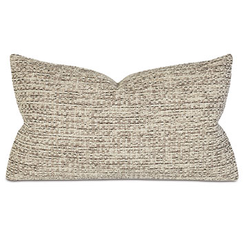 Ridge Woven Decorative Pillow