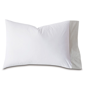 Kinsley Dotted Pillowcase