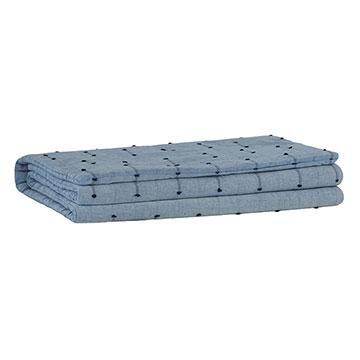 Lodi Fil Coupe Bed Scarf