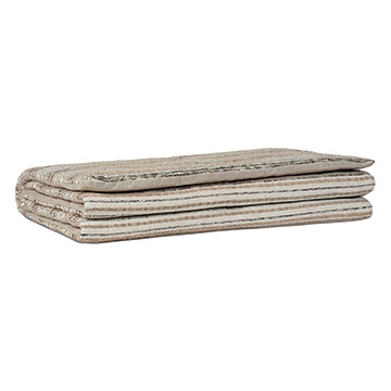 Hastings Textured Bed Scarf