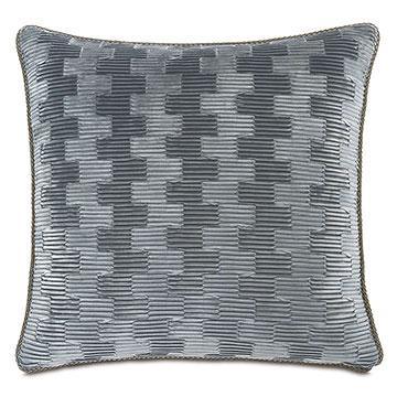 Valentina Pleated Decorative Pillow