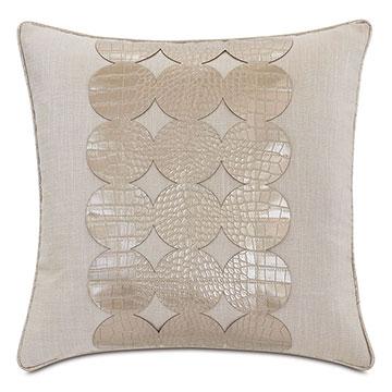 Valentina Lasercut Decorative Pillow