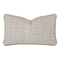 Balfour Fleur de Lis Decorative Pillow