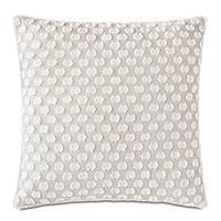 Amberlynn Fil Coupe Decorative Pillow