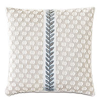 Amberlynn Applique Decorative Pillow