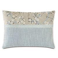 Amberlynn Color Block Decorative Pillow