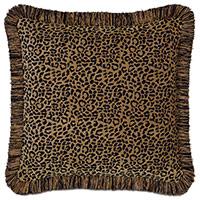 Congo Black & Gold Pillow A