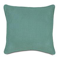 Resort Aqua Accent Pillow