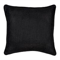 Resort Black Accent Pillow