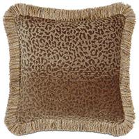 Congo Gold & Brown Pillow C