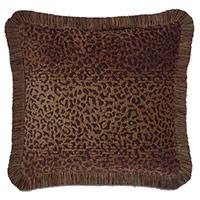 Congo Brown & Spice Pillow C