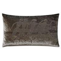 Antiquity Athletes Decorative Pillow