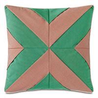 Plage Mitered Decorative Pillow
