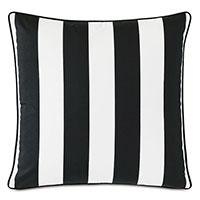 Kubo Vertical Stripe Decorative Pillow