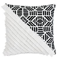 Madaba Colorblock Decorative Pillow (Left)
