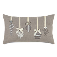 Wonka Ornaments Decorative Pillow