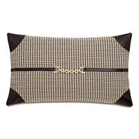 Aiden Contrasting Corners Decorative Pillow