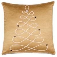 Glisten Lace Decorative Pillow