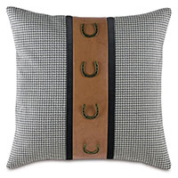 Johnstown Houndstooth Decorative Pillow
