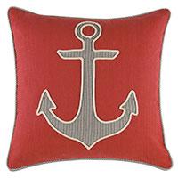 Cameron Anchor Decorative Pillow
