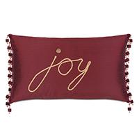 Noel Joy Decorative Pillow