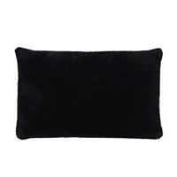 Fur Onyx Pillow