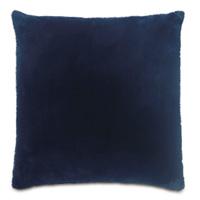 Fur Navy Pillow