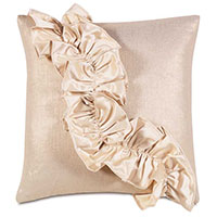 Reflection Gold With Ruffle