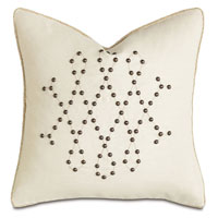 Breeze Pearl With Nailheads