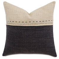 Gilmer Charcoal With Brulee Top