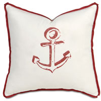 Anchor Block-Printed/Filly White