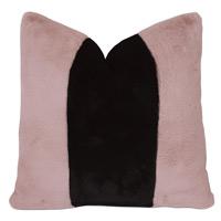 Spectator Color Block Decorative Pillow