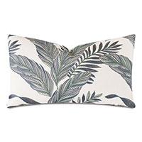 Montecito Embroidered Decorative Pillow