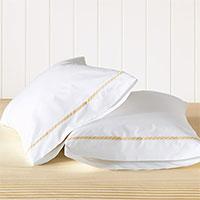 Newman Bisque Pillowcase
