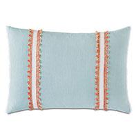 Bimini Frilly Decorative Pillow