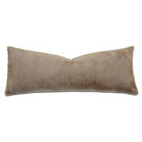 Adrienne Faux Fur Decorative Pillow