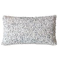 Crystal Platinum Bolster