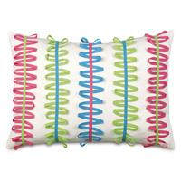 Gigi Ribbon Decorative Pillow