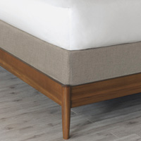 Wicklow Heather Box Spring Cover