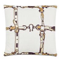 Lannister Horseshoe Decorative Pillow