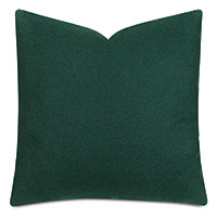 Vincent Textured Decorative Pillow In Forest