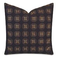 Hydrus Graphic Decorative Pillow